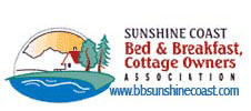 Sunshine Coast B&B Cottage Owners Association
