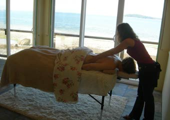 Beach Hideaway B&B Spa Services